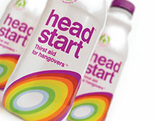 Headstart Hypotonic Drink